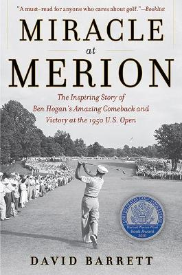 Miracle at Merion by David Barrett