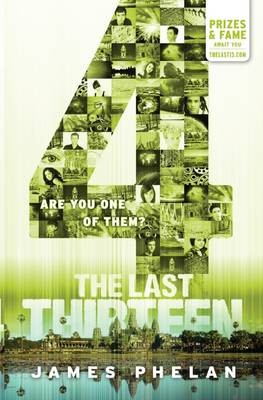 The Last Thirteen #10: 4 by James Phelan