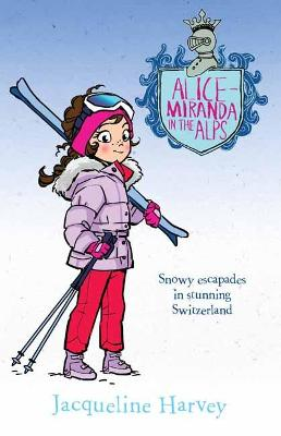 Alice-Miranda in the Alps book