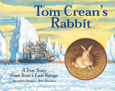 Tom Crean's Rabbit book