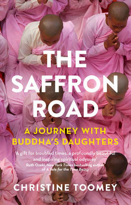 The Saffron Road by Christine Toomey