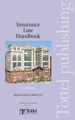 Insurance Law Handbook book