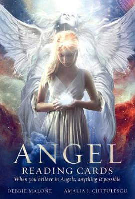 Angel Reading Cards: When you believe in Angels, anything is possible by Debbie Malone