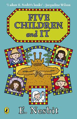 Five Children and It book