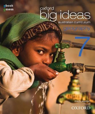 Oxford Big Ideas Geography 7 Australian Curriculum Student book + obook assess book
