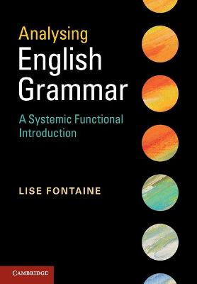Analysing English Grammar by Lise Fontaine