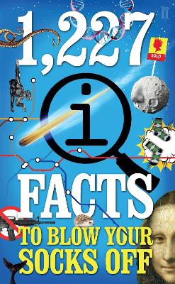 1,227 QI Facts To Blow Your Socks Off book