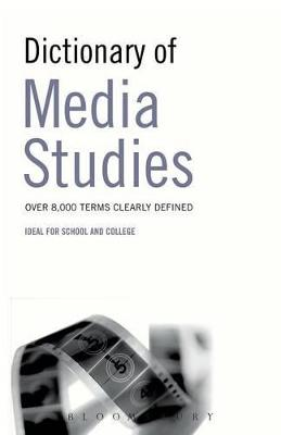 Dictionary of Media Studies book