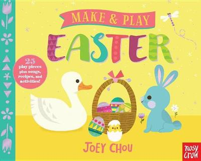 Make and Play: Easter book