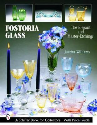 Fostoria Glass book