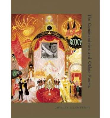 Commandrine and Other Poems by Joyelle McSweeney
