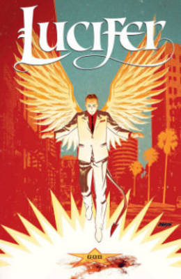 Lucifer TP Vol 1 Cold Heaven by Holly Black