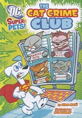 Cat Crime Club by Art Baltazar