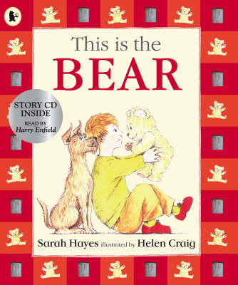 This Is The Bear Pbk With Cd by Sarah Hayes