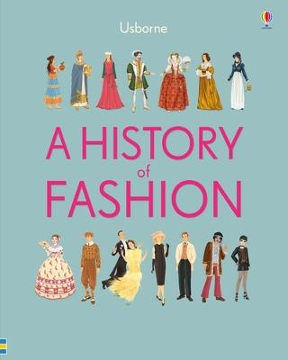 History of Fashion book
