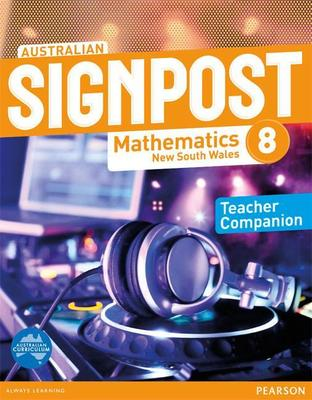 Australian Signpost Mathematics New South Wales  8 Teacher Companion book