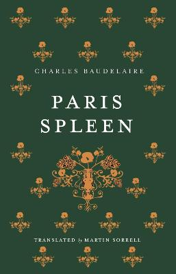 Paris Spleen and on Wine and Hashish by Charles Baudelaire