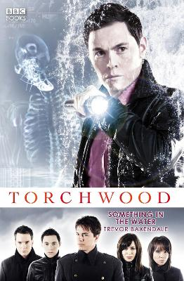Torchwood: Something in the Water book
