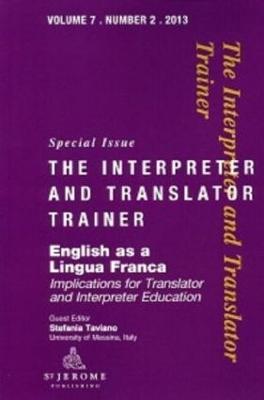 English as a Lingua Franca by Stefania Taviano