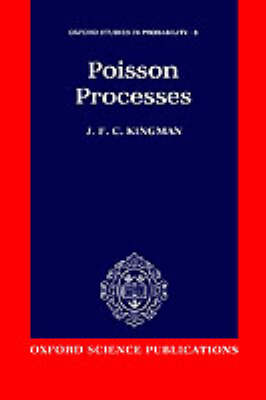 Poisson Processes by J. F. C. Kingman