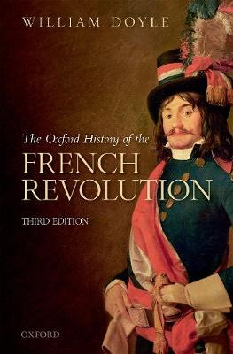 Oxford History of the French Revolution book