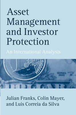 Asset Management and Investor Protection book