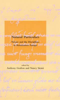 Natural Particulars by Anthony Grafton