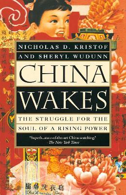 China Wakes book