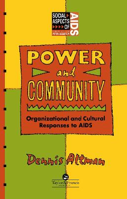 Power and Community by Dennis Altman