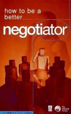 How to be a Better Negotiator book