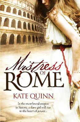 Mistress of Rome book