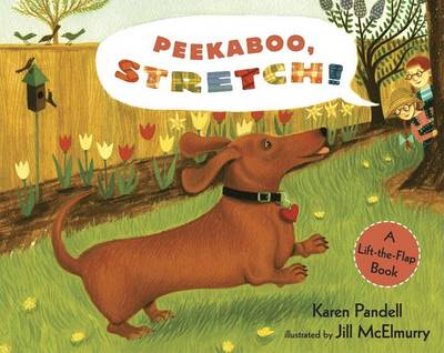 Peekaboo, Stretch! by Karen Pandell