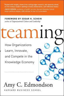 Teaming by Amy C. Edmondson