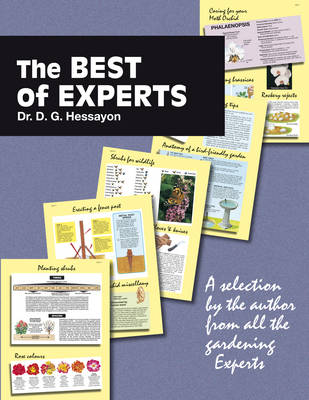 Best of Experts by D. G. Hessayon