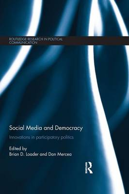 Social Media and Democracy book