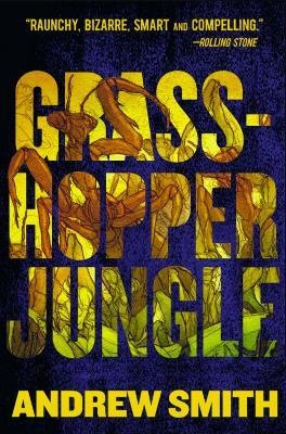Grasshopper Jungle book