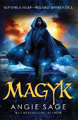 Magyk: Septimus Heap Book 1 by Angie Sage