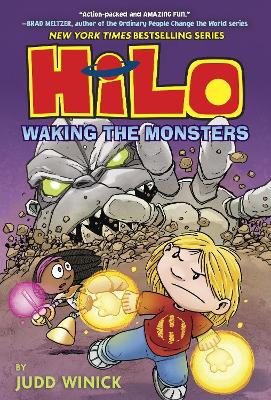 Hilo Book 4 by Judd Winick