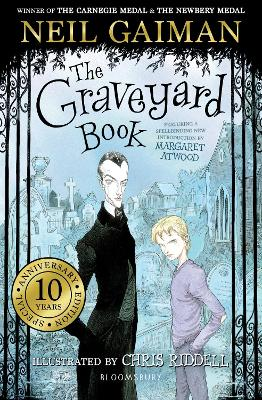 The Graveyard Book: Tenth Anniversary Edition by Neil Gaiman