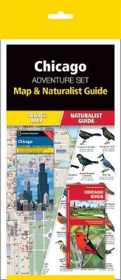 Chicago Adventure Set: Map & Naturalist Guide by Waterford Press