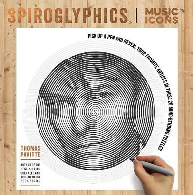 Spiroglyphics: Music Icons by Thomas Pavitte