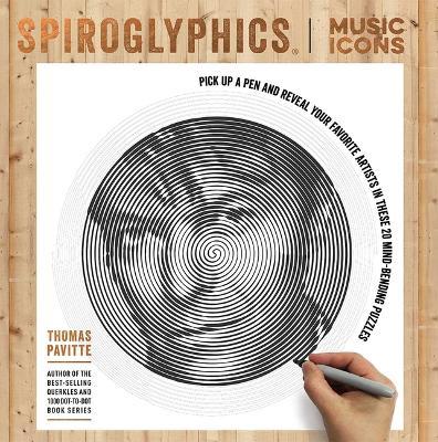 Spiroglyphics: Music Icons by Thomas Pavitte