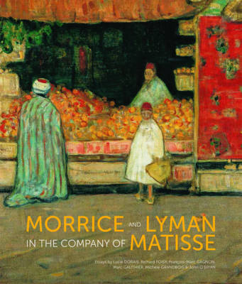 Morrice and Lyman book