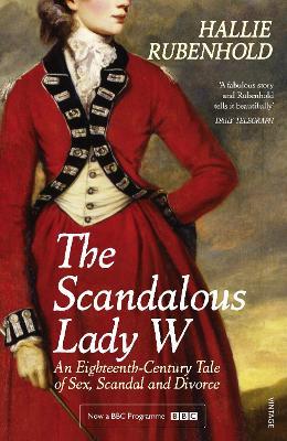 Scandalous Lady W book