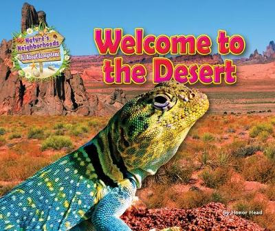 Welcome to the Desert by Honor Head