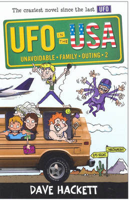 U.F.O. in the USA by Dave Hackett