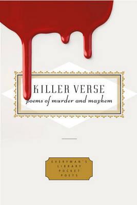 Killer Verse by Harold Schechter