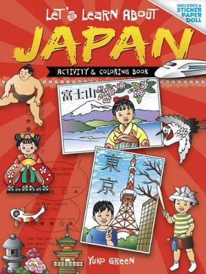 Let's Learn About JAPAN Col Bk book