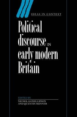 Political Discourse in Early Modern Britain book