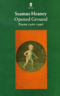 Opened Ground book